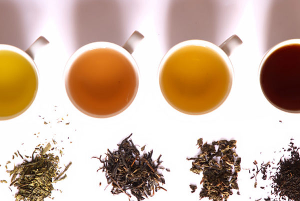 Facioo Different Colours Of Teas And Their Benefits Feature