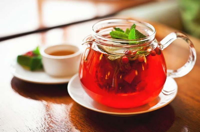 Facioo Red Tea